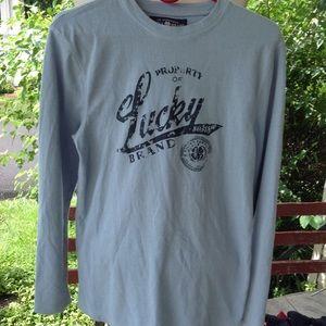 Mens Lucky Brand Shirt.